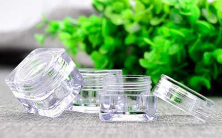 Distinguish acrylic products from plastic products