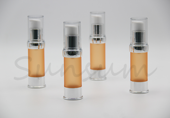 Airless Luxury Color Plastic Bottle