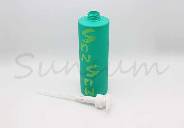 Shampoo Pet Plastic Bottle
