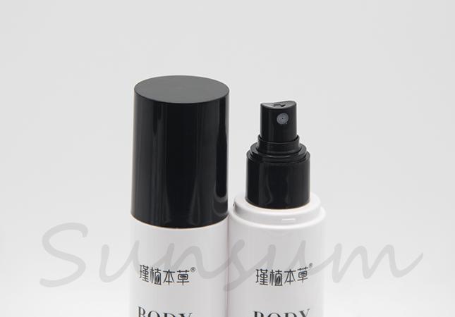 Custom Plastic Pump Body Lotion Bottle