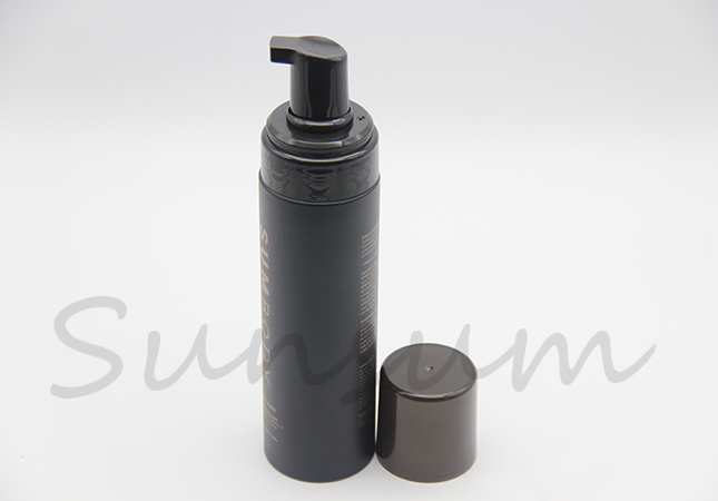 Airless Foam Soap Cosmetic Container Skin Care Bottle