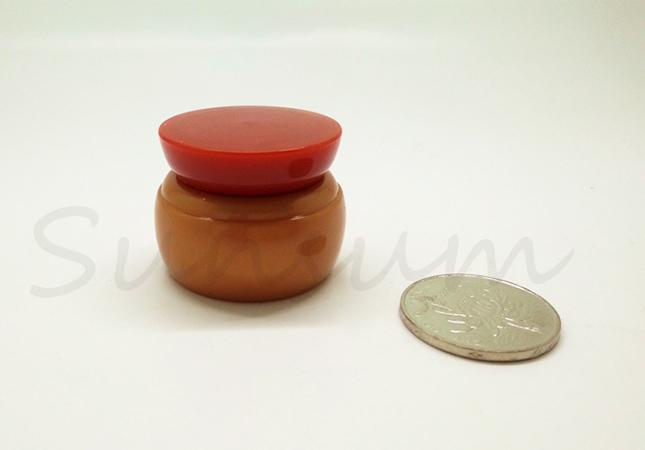 Wholesale Cosmetic Skin Care Small Capacity Cream Jar