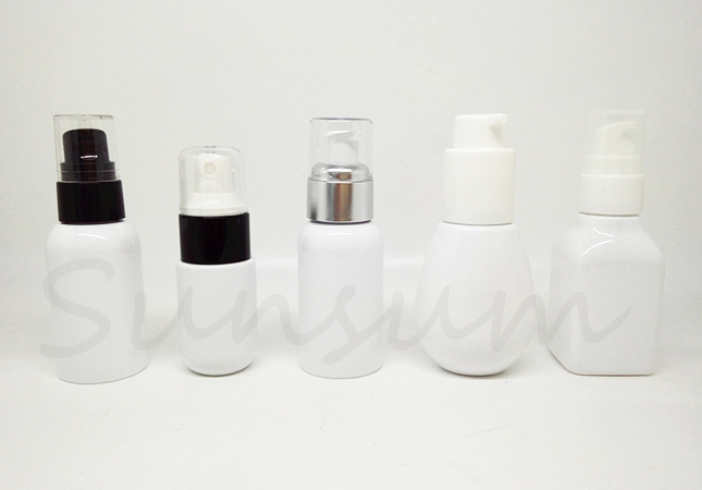 Empty Set Travel Shampoo Cosmetic Lotion Bottle