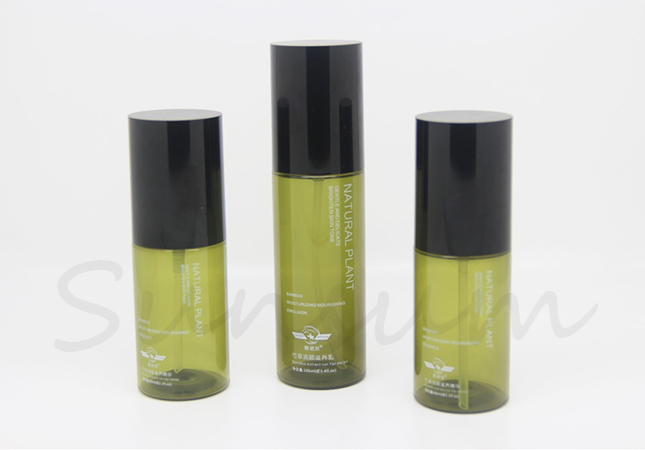 Manufacturer Cosmetic Packaging Lotion Pump Spray Bottle