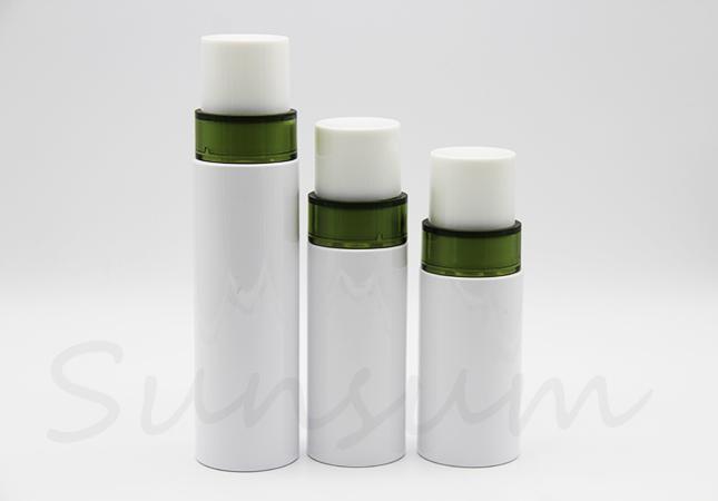 50ml 100ml 120ml 150ml Cosmetic Cream Pump Lotion Bottles