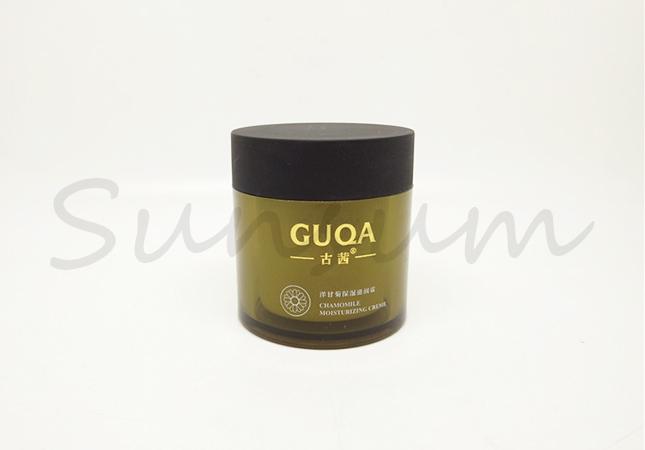 Double Wall Cosmetic Eye Care Pot Cream Jar 50g