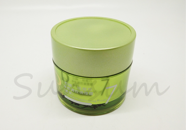 Double Wall Color Cosmetic Pot Cream Lotion Jar 20g