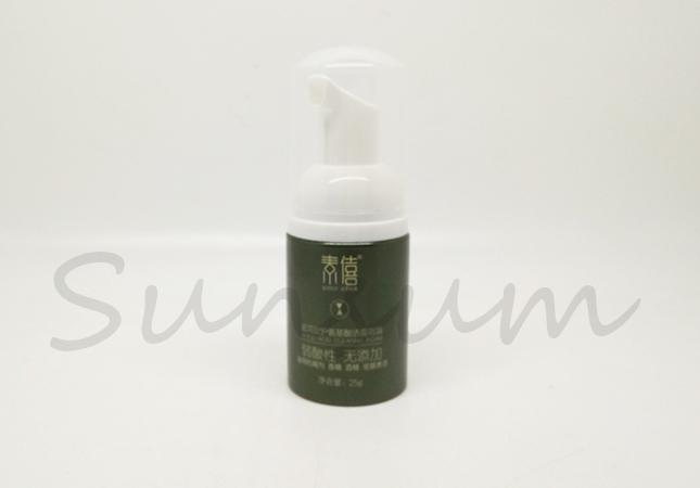25ml Cosmetic Foam Soap Lotion Bottle