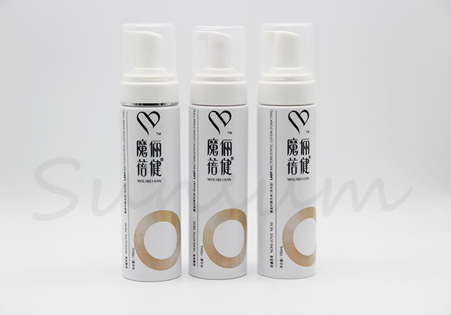 Guangzhou Manufacturer Cosmetic Foam Soap Lotion Bottle