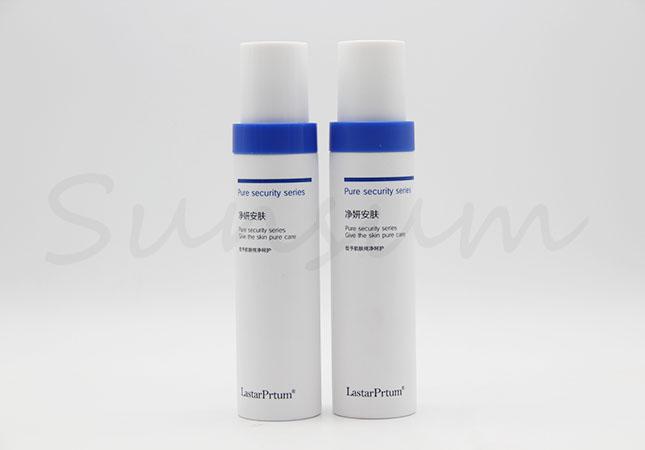 PET Plastic Cosmetic Lotion Pump Spray Bottle