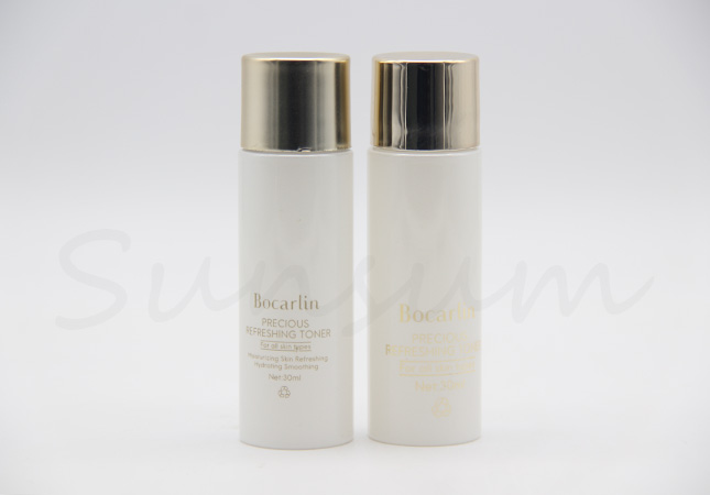 Small Size Cosmetic Empty 10ml 15ml Toner Water Bottle