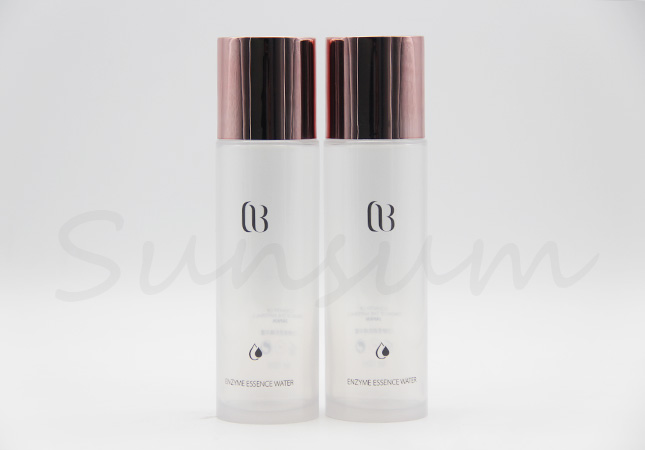 Luxury Thick Wall Cosmetic Toner Water Plastic Bottle