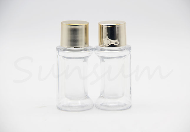 10ml Cosmetic PET Plastic Toner Essence Oil Bottle
