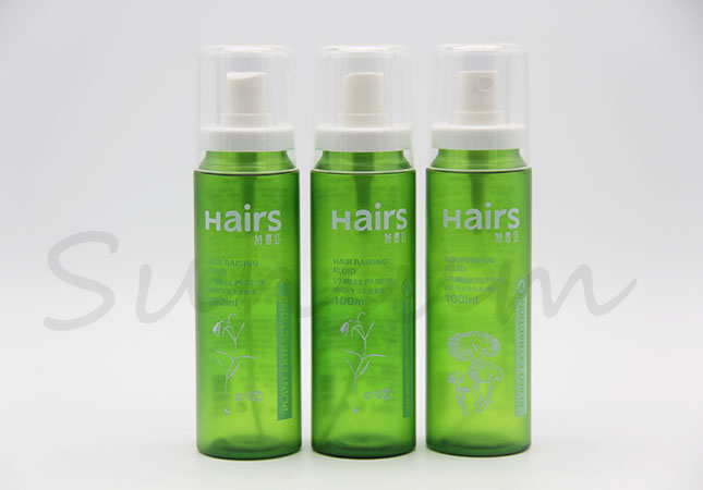 Frosted Cosmetic Packaging Pump Spray Bottle