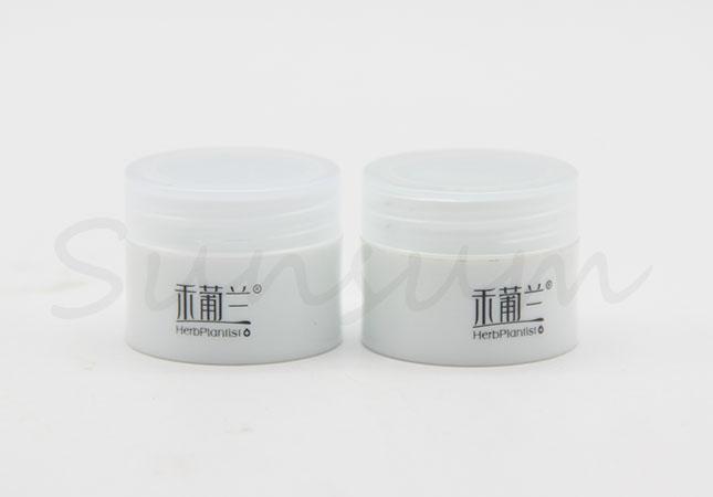 5ml Cosmetic Facial Cream Travel Set Jar
