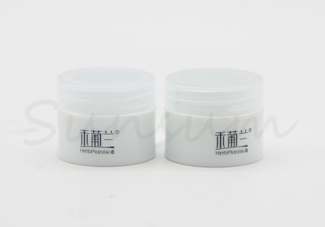 5ml Cosmetic Facial Cream Travel Set Jar