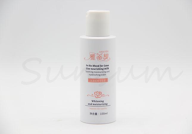 Cosmetic Set Cream Jar Packaging Liquid Toner Bottle