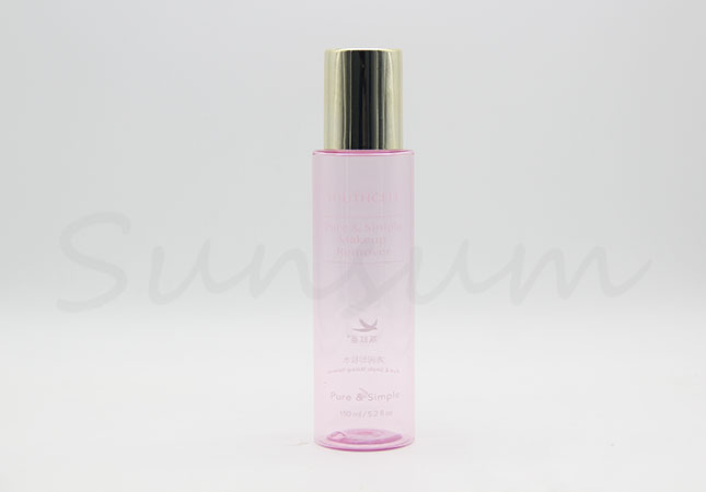 150ml Cosmetic Plastic Toner Water Bottle