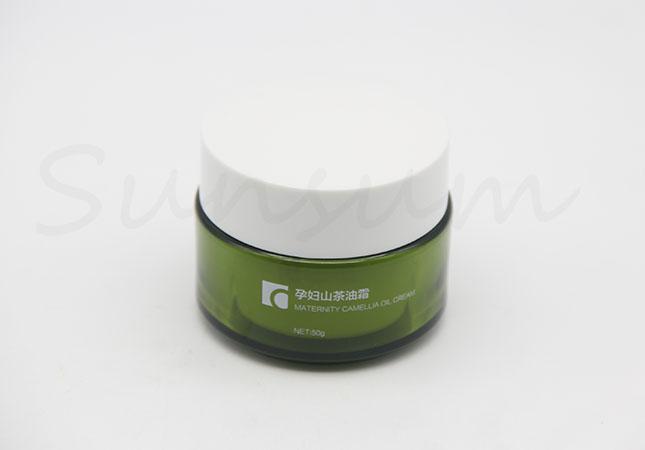 50g Double Wall Cosmetic Facial Cream Jar
