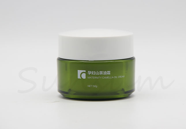 50g Double Wall Cosmetic Facial Cream Jar