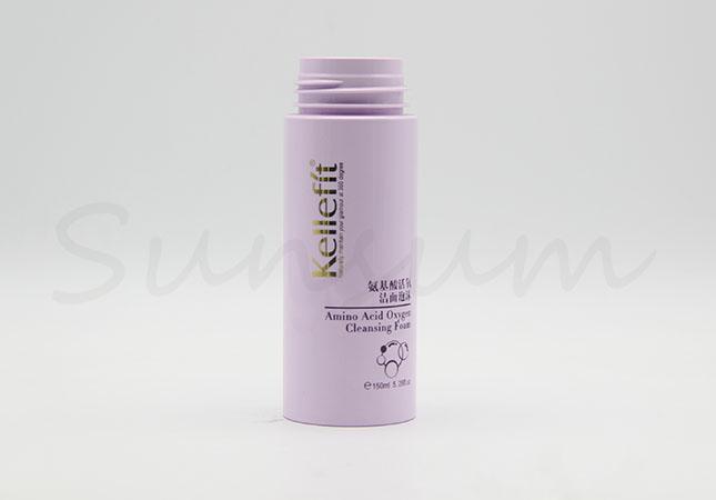 Cosmetic Lotion Foam Soap Empty 250ml PET Plastic Packaging Bottle