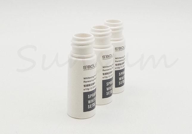 Small Size Travel Set Cosmetic PET Plastic Toner Water Bottle