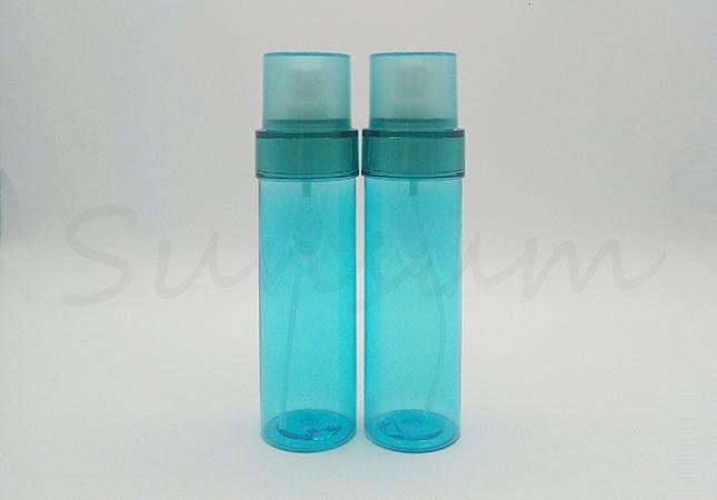 100ml PET Plastic Cosmetic Spray Lotion Pump Bottle
