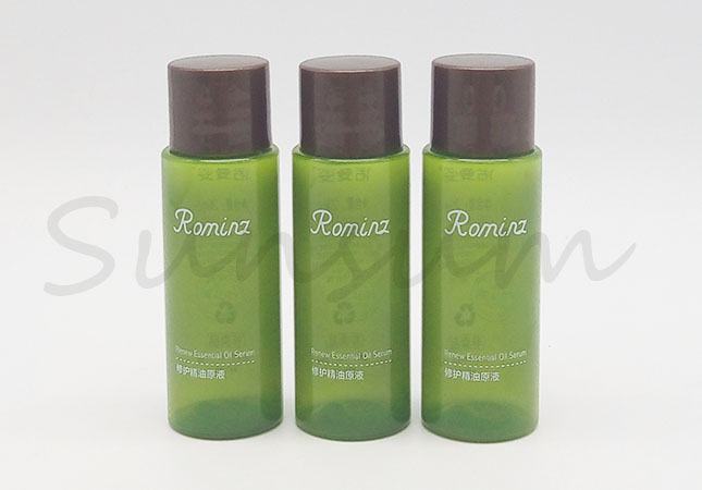 Small Size Cosmetic Lotion Toner Water Travel Set Packaging Bottle