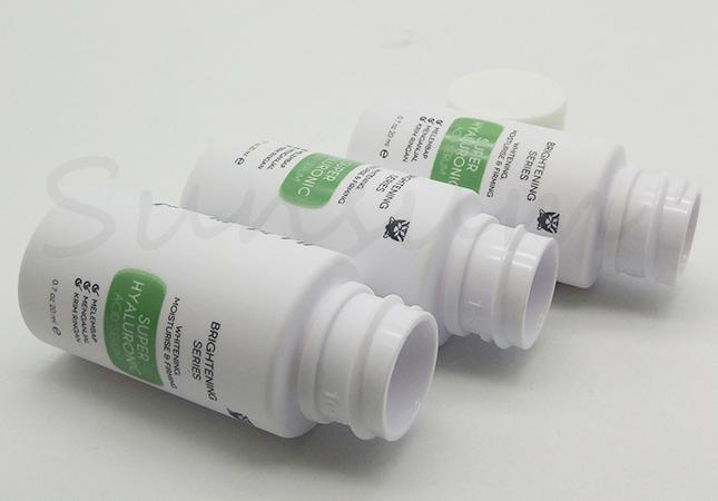 20ml 30ml Cosmetic PET Plastic Toner Water Body Care Bottle