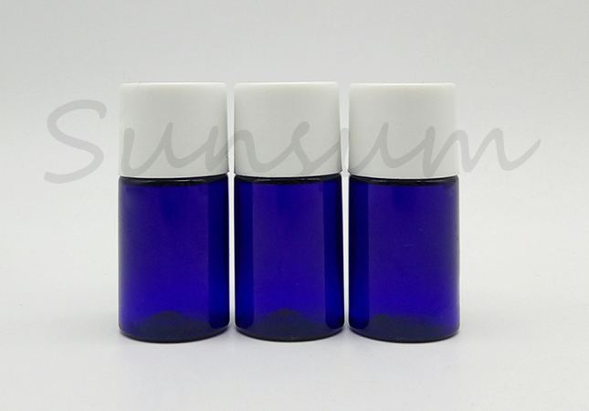 Sample Trial For Travel Customized Logo Plastic Bottle