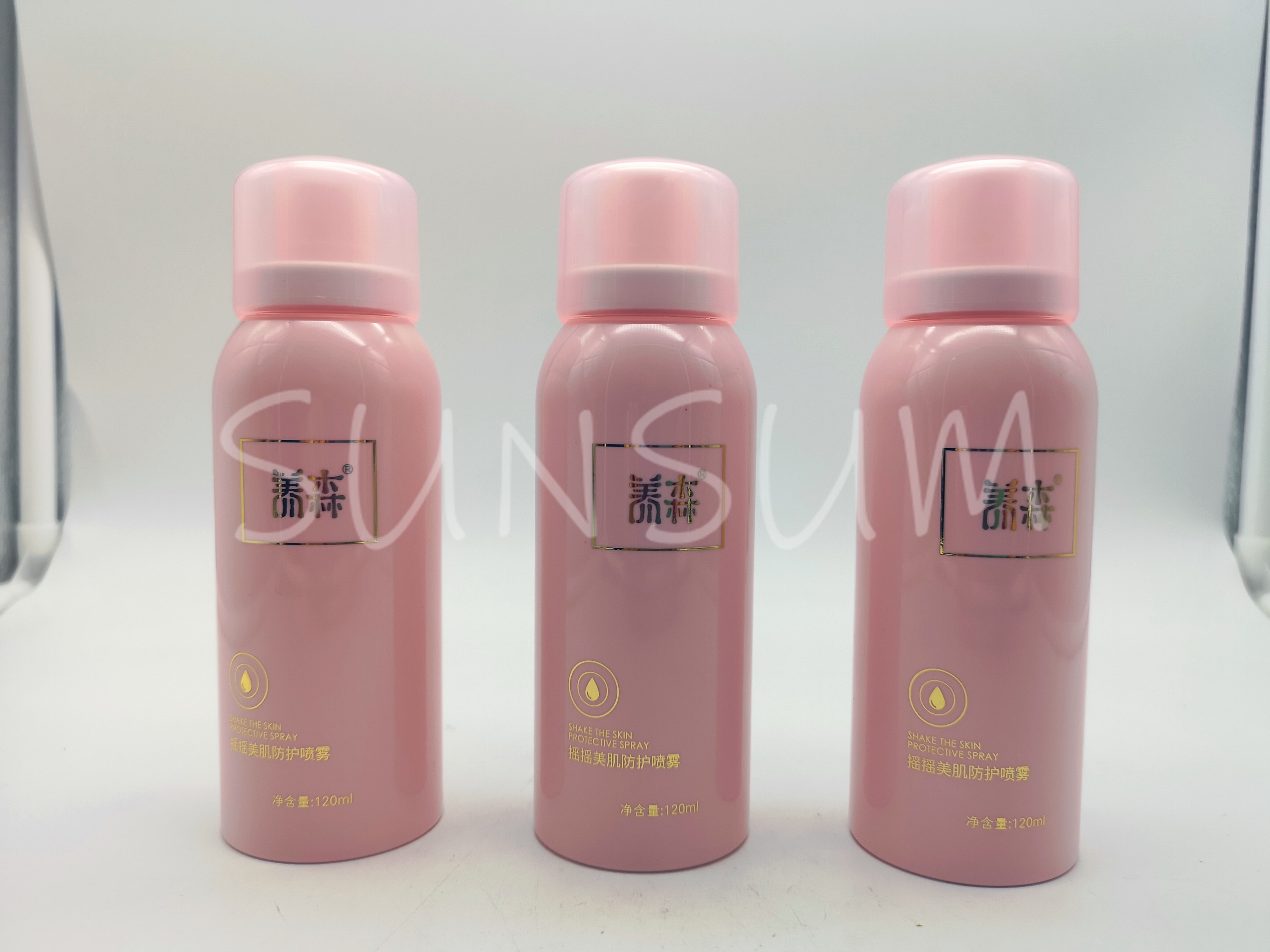 120ml spray pump bottle