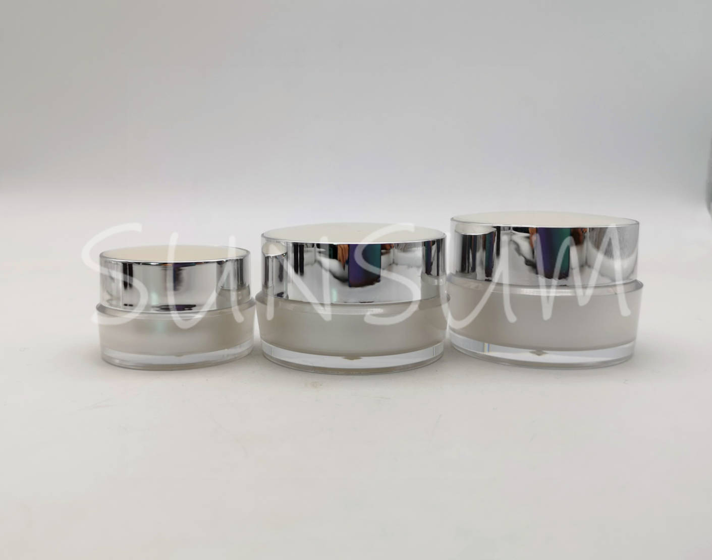 10g 15g 30g cream jar