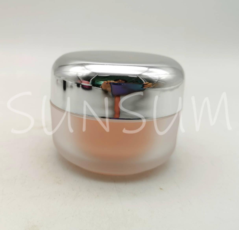 50g colored cream jar
