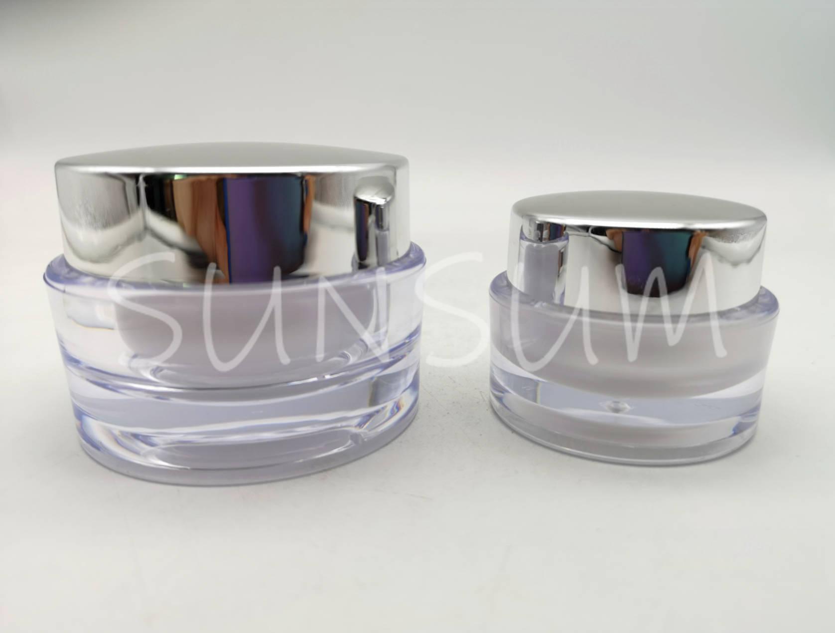 10g 20g clean cream jar