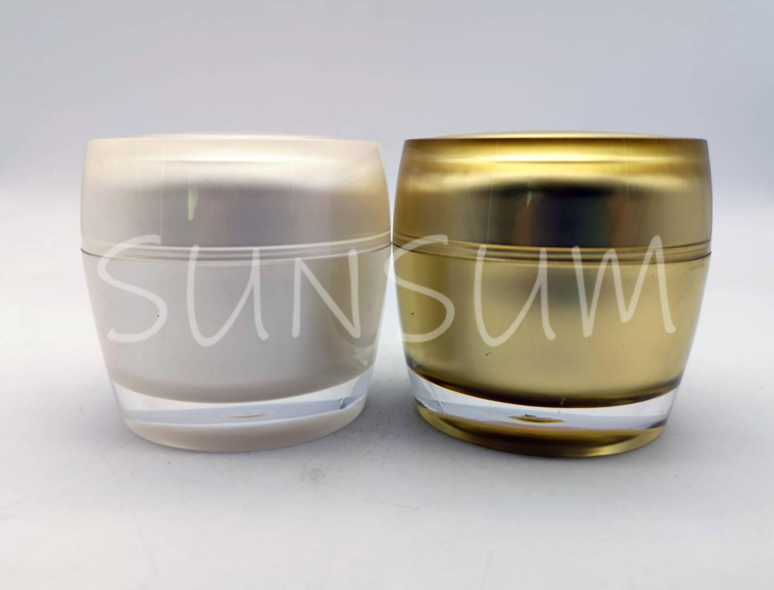 30g 50g cream jar