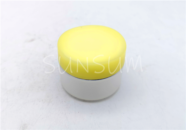 20g frosted double wall PP material face cream jar